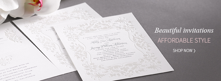 Wedding Site Section Banner
